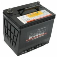 Автомобильный аккумулятор DELKOR 65Ah asia
