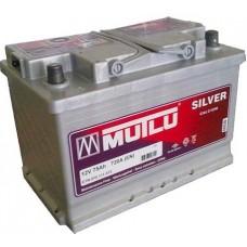 Автомобильный аккумулятор MUTLU 75Ah правый+