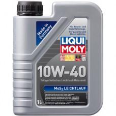 Моторное масло LIQUI MOLY SAE 10W-40 MoS2 LEICHTLAUF 1931 1л