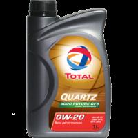 Моторное масло TOTAL QUARTZ 9000 FUTURE GF5 0W-20 1л