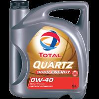 Моторное масло TOTAL QUARTZ 9000 ENERGY 0W-40 5л