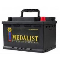 Автомобильный аккумулятор Medalist (56828) 68Ah 570 A