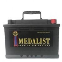 Автомобильный аккумулятор Medalist EFB 80 (80 А/ч, 770А)