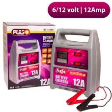 Зарядное для аккумуляторов PULSO BC-15160/6-12В/12А