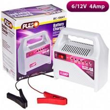 Зарядное для аккумуляторов PULSO BC-10641/6-12В/4А